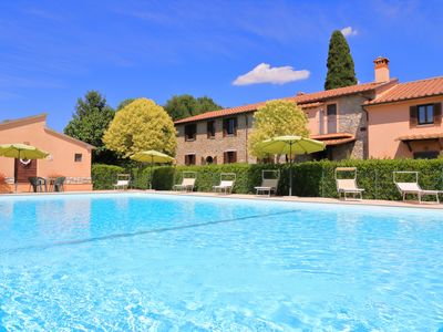 Photo for Holiday apartment in farmhouse - Ulivo - Residenze San Martino