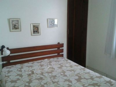 Photo for House 5min walk to Praia do Forte, wifi, barbecue, safe and prime area