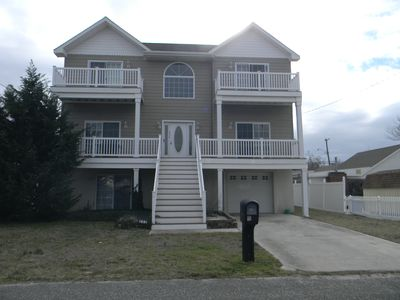 view of exterior house- also have back yard