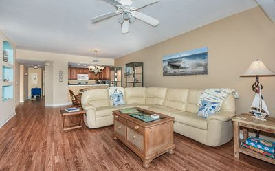 Photo for Come enjoy the beautiful ocean views in this 2/2 condo! OW1-503
