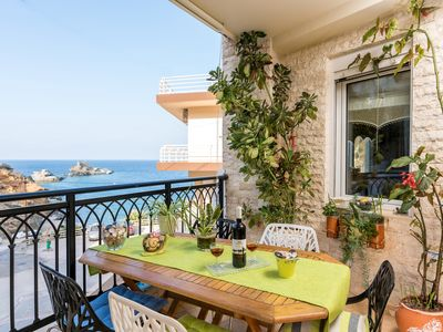 Photo for The Mary's house - Sea View has a fantastic view to the sea which you will love