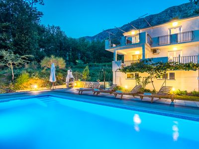 Photo for Holiday house with a private pool