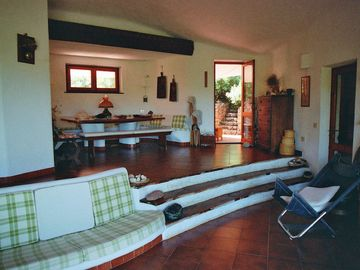 Villa Anna, immersed in nature and close to the beach