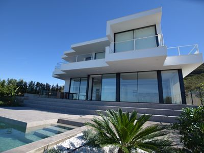 Photo for Magnificent Villa of recent construction, with infinity pool. Sleeps, 8.