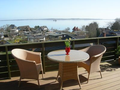 Photo for Holiday home Bellevue - Spectacular sea views to the Danish coast