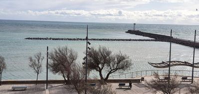 Photo for Grau d'agde Full sea view 4/6 pers