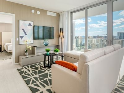 Photo for 2019 New HydeHouse SW 3BR CORNER SUITE +14TH Floor