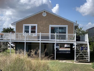 Photo for Close access to the beach.  Great bay/ocean view.  Newly renovated.