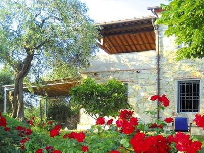 Photo for holiday home, Pieve a Elici  in Versilia - 6 persons, 3 bedrooms