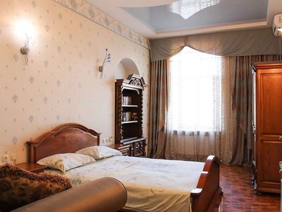 Photo for Apartment 127 m from the center of Odessa with Air conditioning, Balcony, Washing machine (522096)