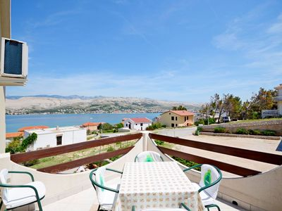 Photo for Apartments Marija (27941-A2) - Pag - island Pag
