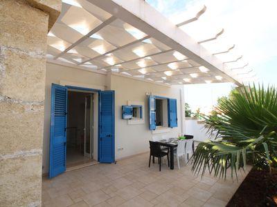 Photo for BluMarini 7 - Elegant villa 350 meters from the sea