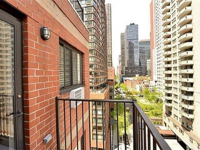 Photo for CITY VIEWS &BALCONY~2BR IN MURRAY HILL