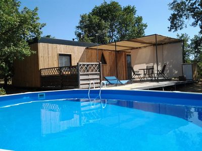 Photo for Little House / The Little House (the pool is getting bigger this summer !!)