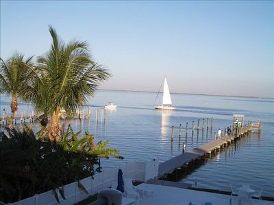 Photo for Best Bayfront Location in Captiva!