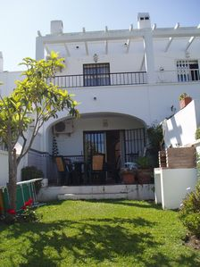 Photo for Tropicana Townhouse With Private Garden, Communal Pool, Sea And Mountain Views