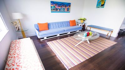 Photo for SoBe 1611 Lincoln Road Apartments for 8! - Two Bedroom Apartment, Sleeps 8