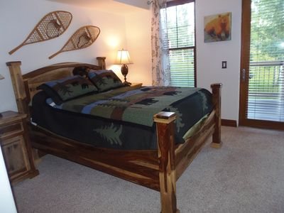 Photo for Stay in this cozy Breckenridge Condo for your Summit County adventures!