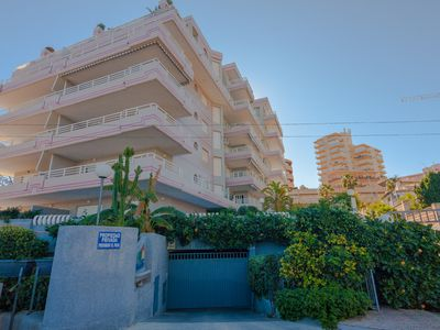 Photo for CECILE, nice apartment in Calpe,in beachfront free wifi