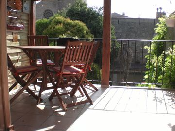 Rustic Apartments In The Heart Of Carcassonne - apartment 1(merlot)sleeps2  (4)