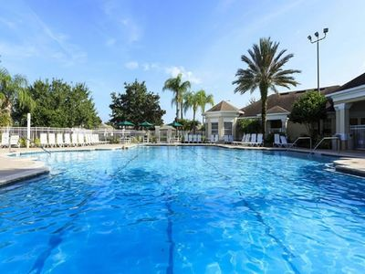 Photo for Excellent Location! Townhouse Near Disney! (Private Hot Tub)