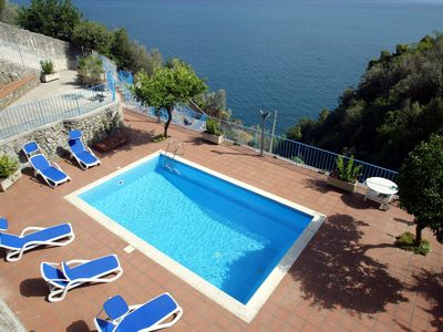 Photo for Villa Anna in Amalfi Area