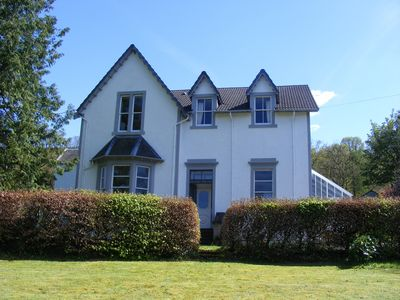 Photo for The Lodge On Loch Fyne Is One Of The Most Picturesque In Argyll
