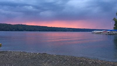 Photo for Immaculate Lake House with beautiful views on Owasco Lake in the Finger Lakes