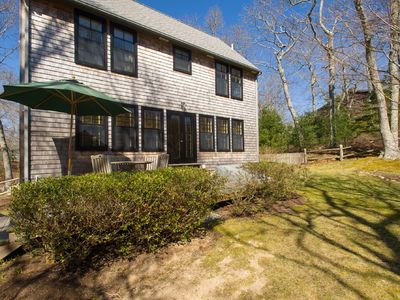 Photo for Charming Lambert's Cove Escape, Walk to Exclusive Pristine Beach and Pond