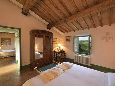 """Photo for Podere Salicotto: Ritina - """"Standard"""" double room"""