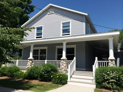 Photo for Stunning newly renovated house downtown Harbor Springs, Michigan