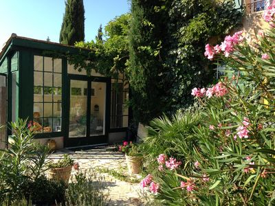 Photo for East Wing Of Provence Farmhouse, Paradou near St Remy de Provence
