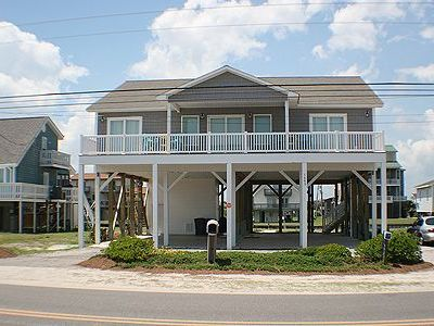 Photo for 4BR House Vacation Rental in North Topsail Beach, North Carolina