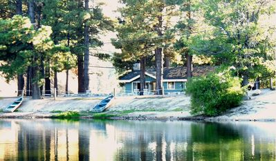 Lakefront Cabin: Green Valley Lake *Closest to the Water* Now Booking!