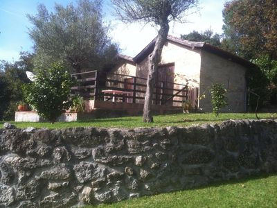 Photo for Farmhouse with pool and grill in a quiet area. Halfway to Braga and Geres