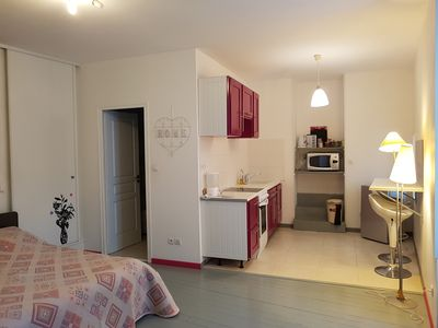 Photo for Pretty studio ideal holidays in Ardèche