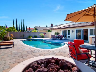 Photo for TurnKey - Hilltop Heaven with Pool in San Diego – Sleeps 8