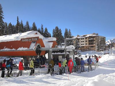Lodge At Copper Ski In/Ski Out