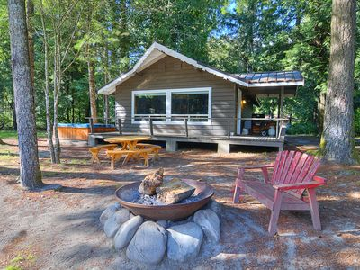 Photo for Stunning Views at Wild Sky Escape w Beach Access! Perfect for a Small Family or Romantic Getaway!
