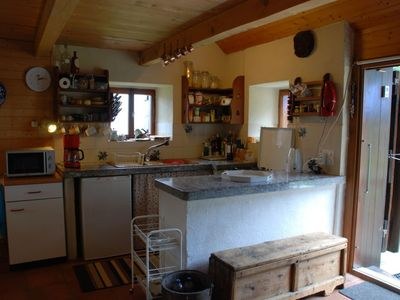 Photo for House in Acquarossa with Parking, Internet, Garden, Terrace (696347)