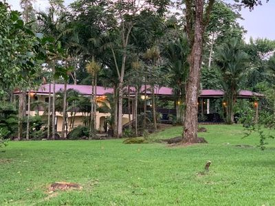 Photo for Luxury Rainforest Home- Close to Attractions! Personal Chef available!