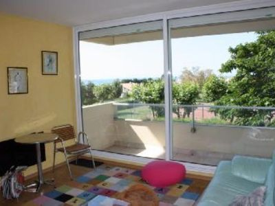 Photo for quiet luxury residence sea view apartment walking distance
