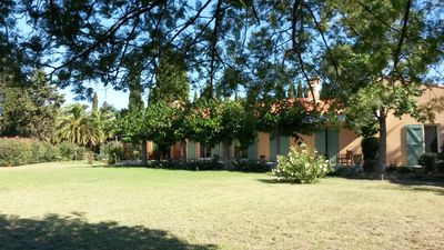 Photo for GÎTE 4 stars 2 km from the beach of Saint Cyprien