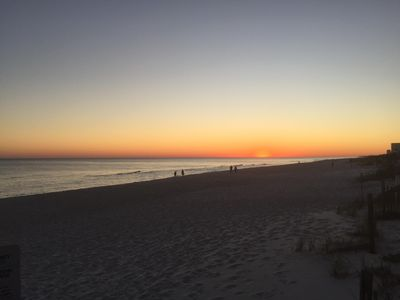Photo for Edgewater West #34, Newly renovated Gulf Shores condo on the beach