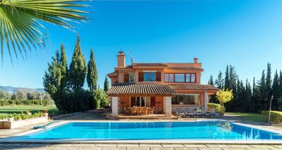 Photo for MERCER. Lovely villa near Palma