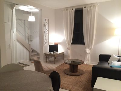 Photo for Meung sur Loire in the city center: 4 persons / 2 bedrooms