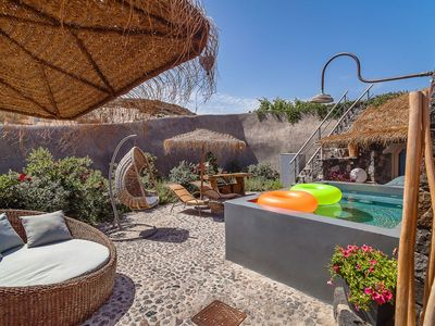 Photo for 2 Villas with 2 Extra Large Jacuzzi`s