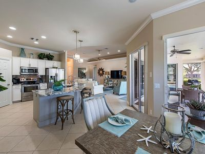 Photo for Stylish executive home in Lely Resort ! Players Club included !