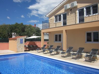 Photo for Great holiday home for 8 pers. with pool near Pula / Istria / Croatia