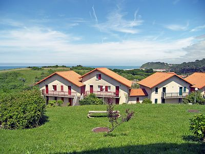 Photo for Apartment Erromardy - Irrintzina  in Saint - Jean - de - Luz, Basque Country - 4 persons, 3 bedrooms